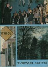 1972 Yearbook Washington High School