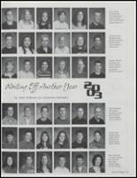 2002 Shelton High School Yearbook Page 72 & 73