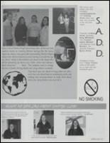 2002 Shelton High School Yearbook Page 128 & 129