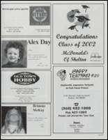 2002 Shelton High School Yearbook Page 268 & 269