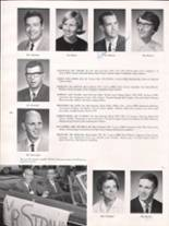 1967 Bothell High School Yearbook Page 20 & 21