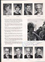 1967 Bothell High School Yearbook Page 22 & 23