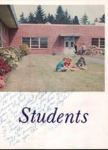 1967 Bothell High School Yearbook Page 30 & 31