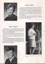 1967 Bothell High School Yearbook Page 32 & 33