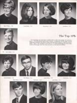1967 Bothell High School Yearbook Page 34 & 35