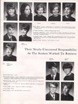 1967 Bothell High School Yearbook Page 42 & 43