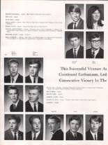 1967 Bothell High School Yearbook Page 46 & 47