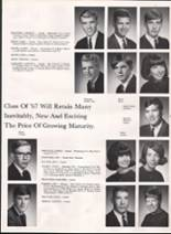 1967 Bothell High School Yearbook Page 54 & 55