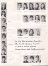 1967 Bothell High School Yearbook Page 60 & 61