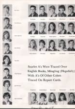 1967 Bothell High School Yearbook Page 62 & 63