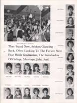 1967 Bothell High School Yearbook Page 68 & 69