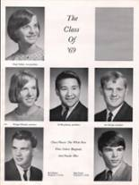 1967 Bothell High School Yearbook Page 70 & 71