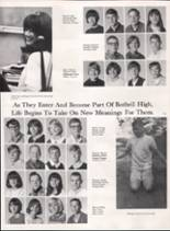 1967 Bothell High School Yearbook Page 76 & 77