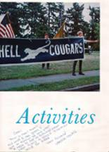 1967 Bothell High School Yearbook Page 82 & 83