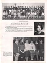 1967 Bothell High School Yearbook Page 100 & 101