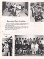 1967 Bothell High School Yearbook Page 110 & 111