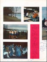 1967 Bothell High School Yearbook Page 134 & 135