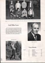 1967 Bothell High School Yearbook Page 140 & 141