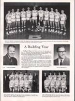 1967 Bothell High School Yearbook Page 142 & 143