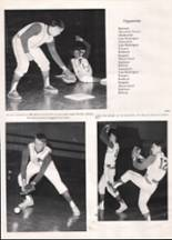 1967 Bothell High School Yearbook Page 152 & 153