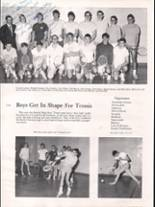 1967 Bothell High School Yearbook Page 154 & 155