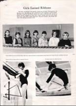 1967 Bothell High School Yearbook Page 156 & 157