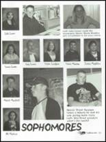 2003 Lake County High School Yearbook Page 40 & 41