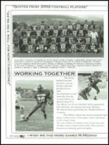2003 Lake County High School Yearbook Page 84 & 85
