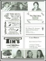 2003 Lake County High School Yearbook Page 134 & 135