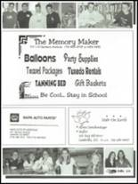 2003 Lake County High School Yearbook Page 142 & 143