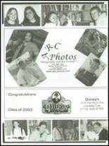 2003 Lake County High School Yearbook Page 154 & 155