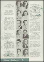 1947 Balboa High School Yearbook Page 30 & 31