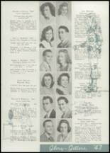 1947 Balboa High School Yearbook Page 36 & 37