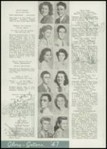 1947 Balboa High School Yearbook Page 40 & 41