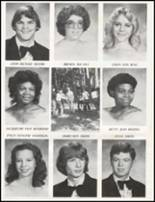1982 Drew High School Yearbook Page 22 & 23
