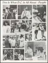 1982 Drew High School Yearbook Page 28 & 29