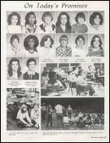 1982 Drew High School Yearbook Page 32 & 33