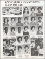 1982 Drew High School Yearbook Page 36 & 37
