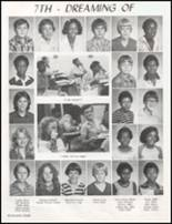 1982 Drew High School Yearbook Page 46 & 47