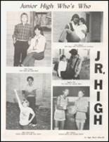 1982 Drew High School Yearbook Page 86 & 87