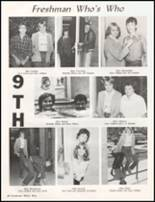 1982 Drew High School Yearbook Page 88 & 89