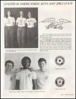 1982 Drew High School Yearbook Page 90 & 91