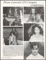1982 Drew High School Yearbook Page 92 & 93