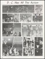 1982 Drew High School Yearbook Page 110 & 111