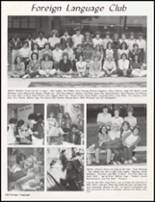 1982 Drew High School Yearbook Page 124 & 125
