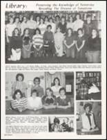 1982 Drew High School Yearbook Page 126 & 127