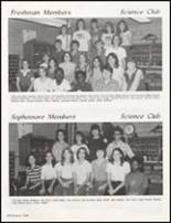 1982 Drew High School Yearbook Page 128 & 129