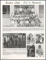 1982 Drew High School Yearbook Page 136 & 137