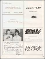 1982 Drew High School Yearbook Page 160 & 161