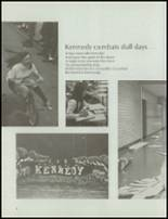 1970 John F. Kennedy Memorial High School Yearbook Page 12 & 13